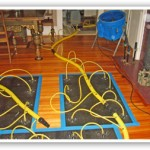 Fixing Water Damaged Wood Floors in San Jose