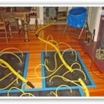 Fixing Water Damaged Wood Floors in San Jose