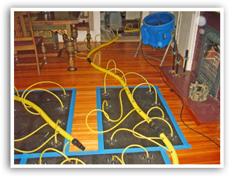 How To Repair Water Damaged Hardwood Floors Mj12 Restoration And