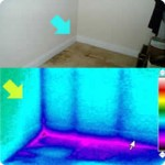 Thermal Imaging for Water Detection in the Home